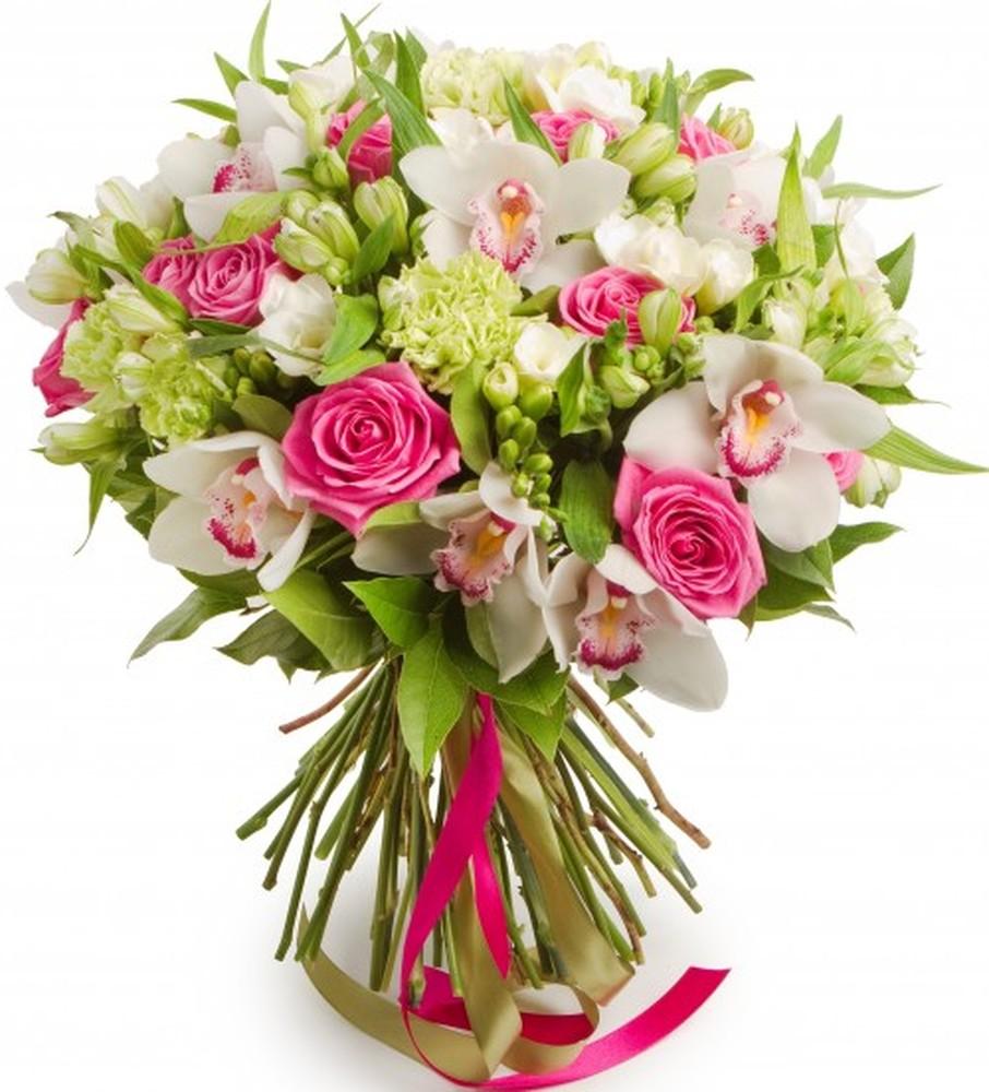 Букеты цветов для женщин