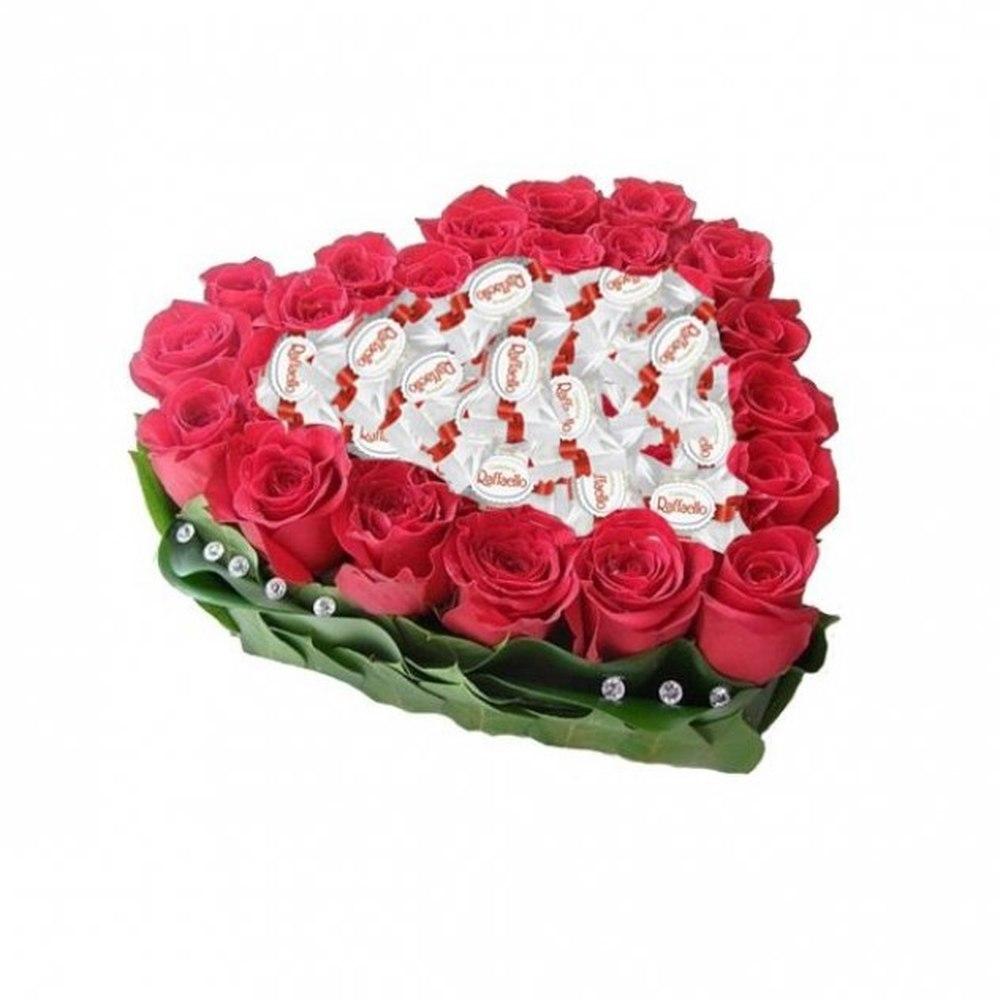 Подарки из цветов на 14 февраля девушке